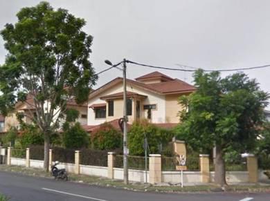 Taman Pertam Jaya 2sty SEMI D HOUSE-CORNER LOT 5800 sf SECURITY GUARD