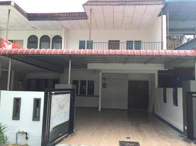 Batu gajah#double storey terrace house for sale#perak