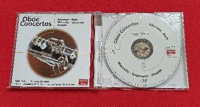 Virtuoso OBOE CONCERTO Classical CD