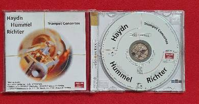 Virtuoso TRUMPET CONCERTO Classical CD