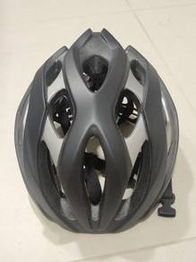 REV ASIA Cycling Helmet by Giant in Black / Silver