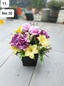 (11) Flower/ Bunga