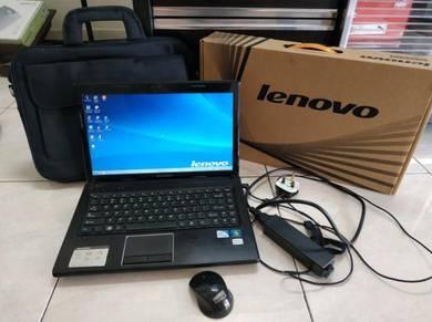 Lenovo G470 laptop notebook internet online