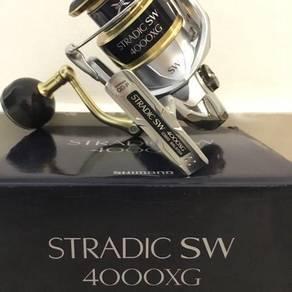 Shimano stradic sw 4000xg