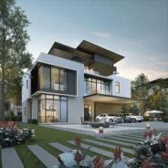 New 2Sty Luxury Semi D Built Up Bungalow House Seremban