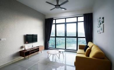 [FREE WIFI] Conezion Residence Condo, Murah, IOI City Mall, Putrajaya