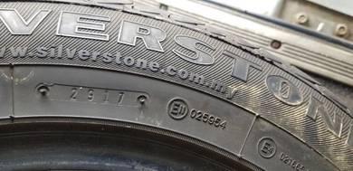 Tayar Silverstone 195/65/15R
