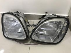 Mercedes r170 slk head lamp original