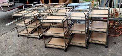 Used trolly frame stainless steel forsale