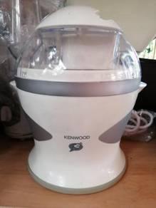 Kenwood Ice Cream Maker Portable