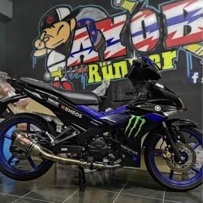 2019 Yamaha Y15ZR / Y15 untuk dilepaskan