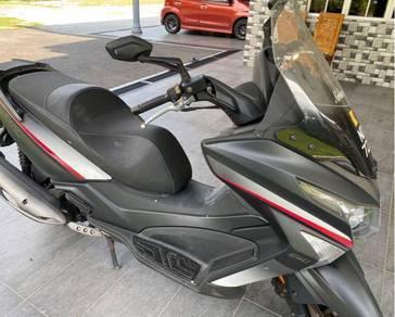 2018 Modenas Elegan 250