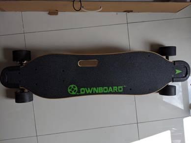 """Ownboard W1S (38"""") - Electric Skateboard"""