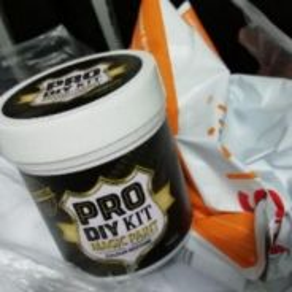 PRO DIY KIT-black paint restore