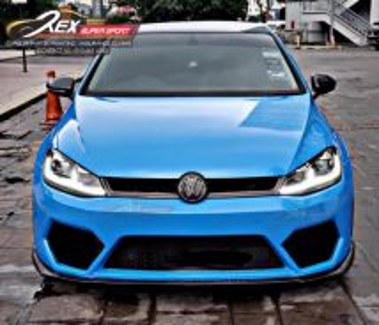 Golf Mk7 Mk7.5 GTI R Aspec Bodykit Set Bumper a