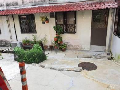 GROUND FLOOR Partial-Furnished Pangsapuri 610 near Hospital Ampang