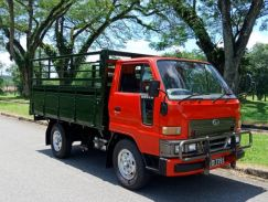 Daihatsu Delta V58 Green Engine Kargo Am