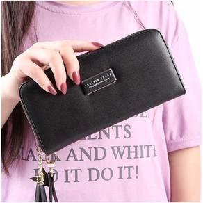 Woman long purse