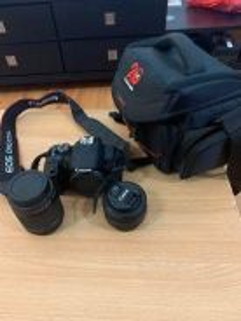 Canon EOS 700D + Lens 18-55 STM + Lens 50mm f/1.8