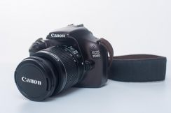 Canon EOS 1100D (Brown) Second hand RM850