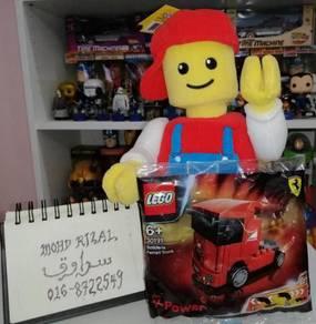 LEGO F1 Shell Ferrari Scuderia Truck Sepang