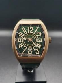Franck Muller V45 Vanguard Bronze Brand New