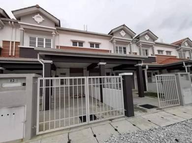 Move In Conditon Double storey NEW house Kampung Jawa Klang