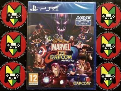 [NEW]PS4 Marvel Vs Capcom Infinite