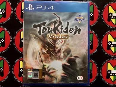 [NEW]PS4 Toukiden Kiwami