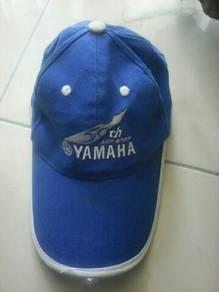 Topi YAMAHA 50th Anniversary