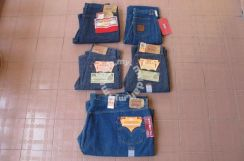 DEADSTOCK LEVIS Lot Jeans 1980s USA RARE nike