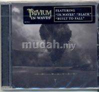 Trivium - In Waves - New Metal CD