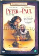The Bible Collection - Peter And Paul - New DVD