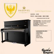 Brand New Hagspiel Upright Piano (German Parts)