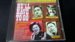 CD 24 Golden Country Hits - He'll have to go