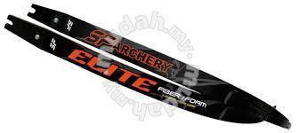 17RAGGg SF Elite Fiber Recurve Bow Limbs