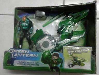 Green Lantern Kilowog's Moto Jet