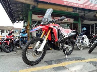 Honda CRF250RLA CRF250R ABS