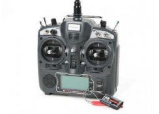 Turnigy 9X 9Ch Transmitter w/ Module & iA8 Receive