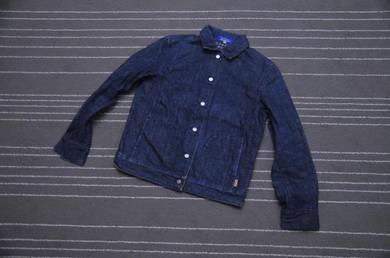 Burberrys jacket jeans saiz m