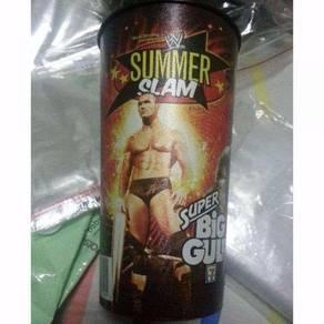 WWE Randy Orton SUMMER SLAM SUPER BIG GULP CUP WWF
