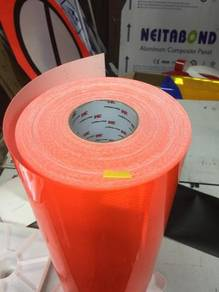 3m diamond grade 4084 fluorescent orange