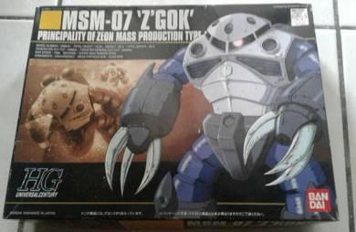Ban Dai MSM-07 Z GOK