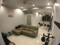 Cheras Taman Lagenda Mas Phase 2, Ground Floor, 24x80, Renovated