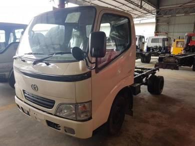 Toyota Dyna Ly235 3.0cc -Rebuild