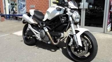 Ducati Monster 2009