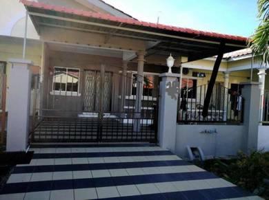 Desa senadin single storey terrace house for sale(permyjaya)