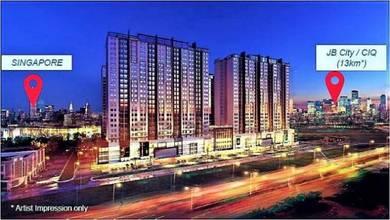 Brand New Permas Jaya Sea View Condominium
