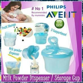 Philips Avent Milk Powder Dispenser / Storage Cup
