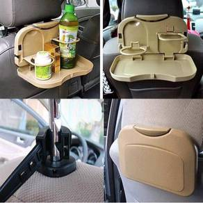 Foldable snack tray
